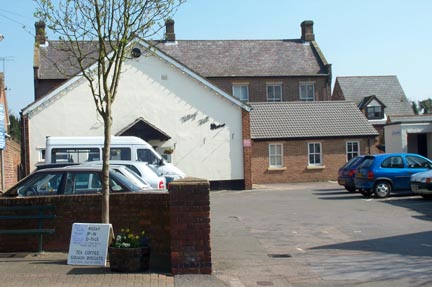 Redbourn village hall